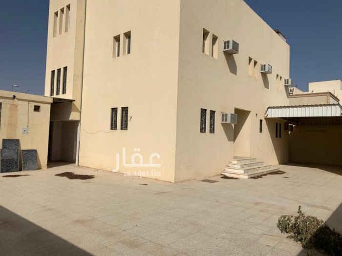 فيلا للإيجار في شارع ابي حاتم بن محمد ، حي الخالدية - الدرعية ، الرياض ، الرياض