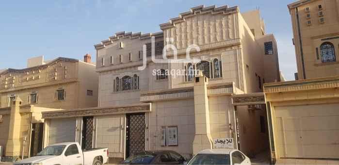فيلا للبيع في شارع علي البيتي ، حي الرمال ، الرياض ، الرياض