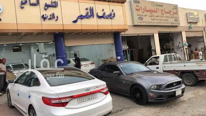 محل للبيع في شارع الجزائر ، حي الأندلس ، مكة