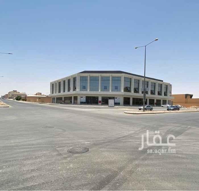 مكتب تجاري للإيجار في شارع وادي هجر ، حي الملقا ، الرياض ، الرياض
