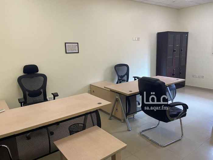 مكتب تجاري للإيجار في طريق الأمير محمد بن سلمان بن عبدالعزيز ، حي الفلاح ، الرياض