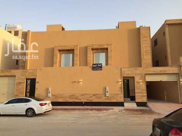 فيلا للبيع في شارع نجم الدين الايوبي ، الرياض