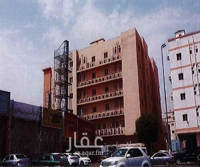 عمارة للبيع في شارع الحجون ، حي الزاهر ، مكة