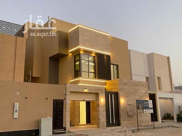 فيلا للإيجار في شارع بني عدوان ، حي النرجس ، الرياض ، الرياض
