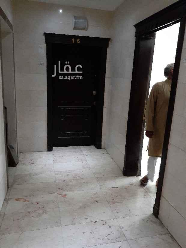 شقة للإيجار في شارع محمد العلوي ، حي الربوة ، جدة ، جدة