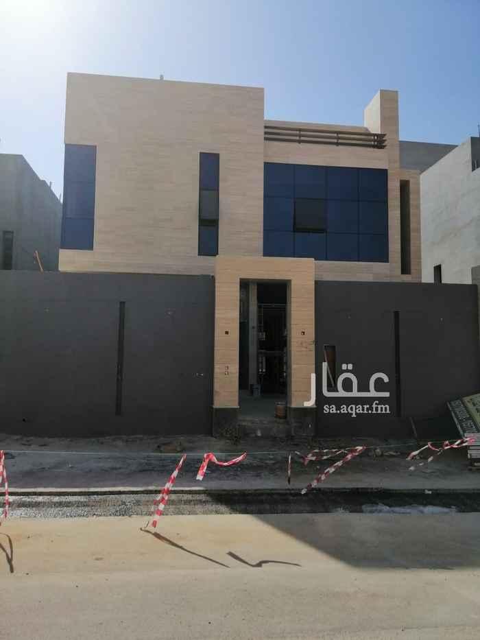 فيلا للبيع في شارع ثرمدا ، حي الصحافة ، الرياض