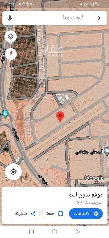 أرض للبيع في شارع المحاله ، حي الخزامى ، الرياض ، الرياض