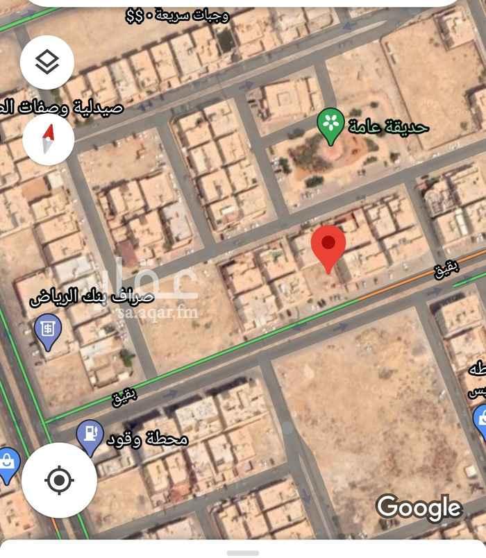 أرض للبيع في شارع بقيق ، حي ظهرة لبن ، الرياض ، الرياض
