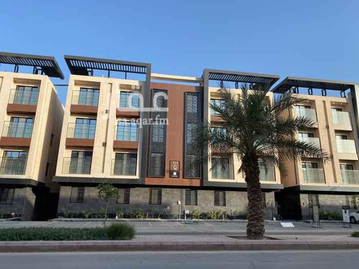 شقة للبيع في شارع صبيخه, قرطبة, الرياض