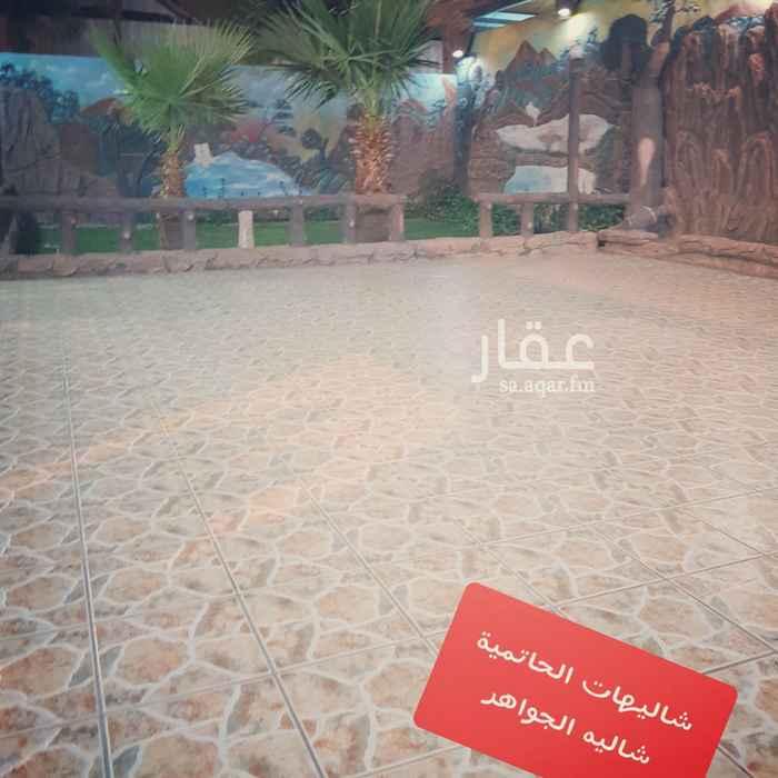 استراحة للإيجار في شارع سلمى بنت عميس الخثعمية ، حي الدفاع ، المدينة المنورة