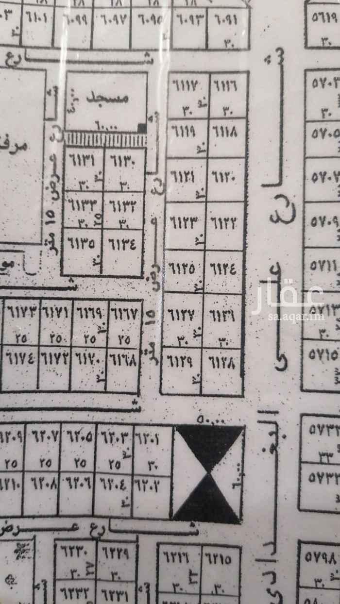 أرض للبيع في شارع سالم بن عبدالله البصري ، حي طويق ، الرياض