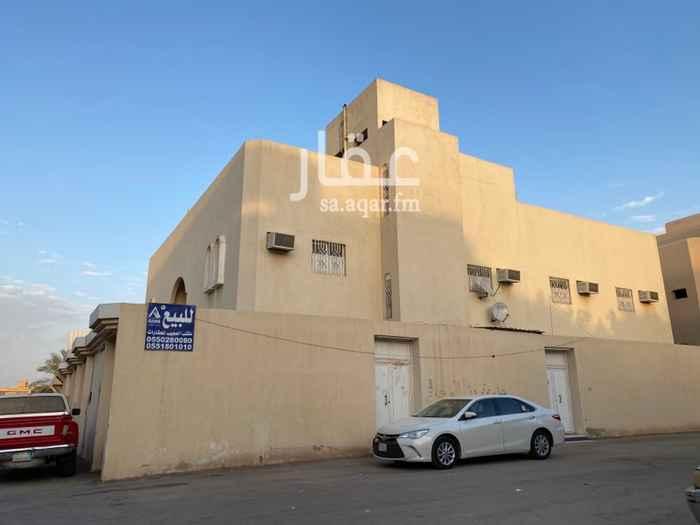 فيلا للبيع في شارع الطرقاوي ، حي الزهرة ، الرياض ، الرياض