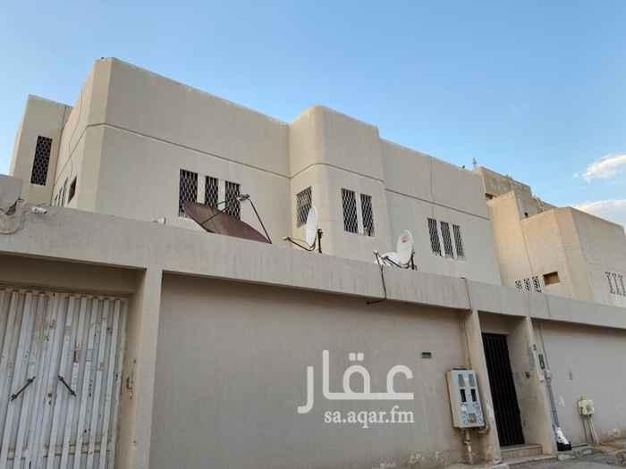 دور للإيجار في شارع السواد ، حي الزهرة ، الرياض ، الرياض