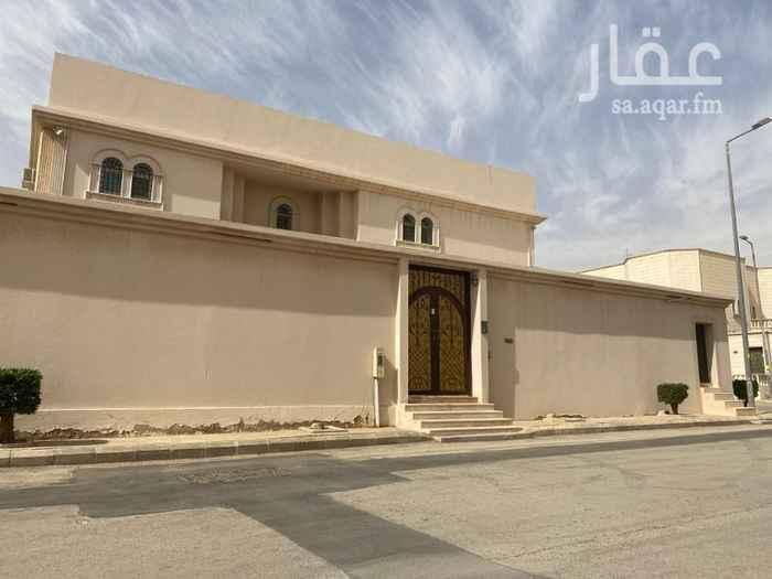 فيلا للبيع في شارع ابي محمد العلاف ، حي الزهرة ، الرياض ، الرياض