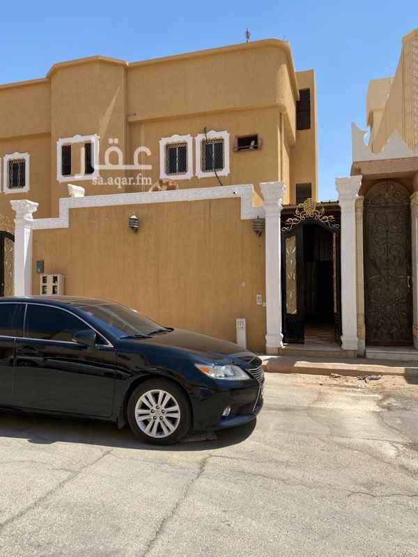 دور للإيجار في شارع ابن القاسم ، حي الزهرة ، الرياض ، الرياض