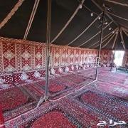 مخيم للإيجار في الرياض ، حريملاء
