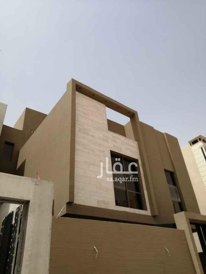 فيلا للبيع في شارع رقم 384 ، حي النرجس ، الرياض ، الرياض