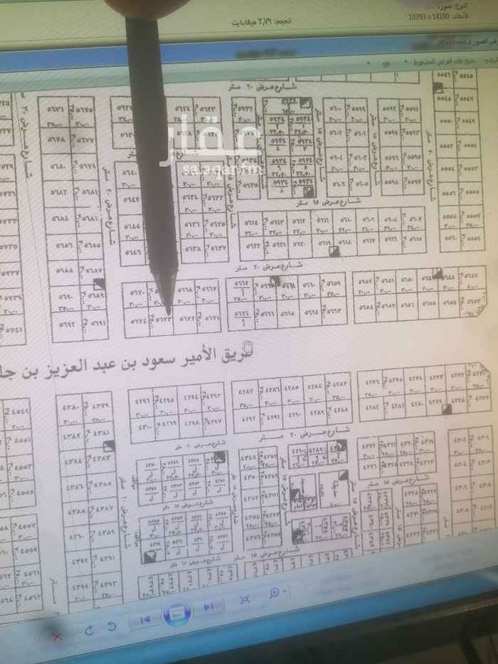 أرض للبيع في شارع الامير سعود بن عبدالله بن جلوي ، حي النرجس ، الرياض ، الرياض