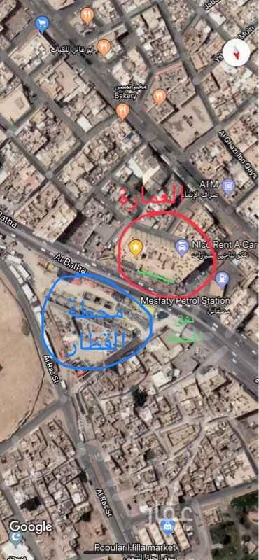 محل للإيجار في شارع البطحاء ، حي جبرة ، الرياض