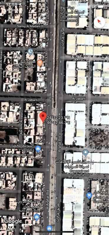 محل للإيجار في شارع فتح مكة ، حي بدر ، الرياض ، الرياض
