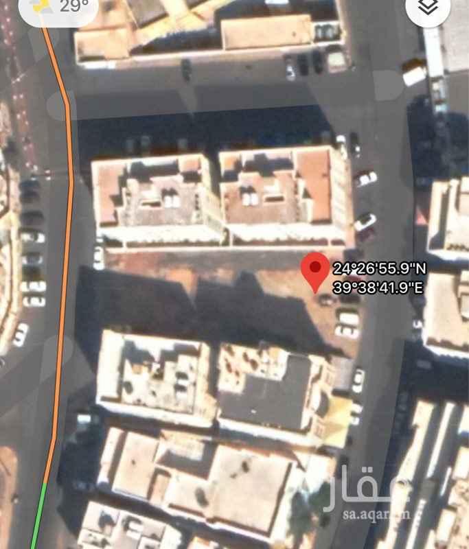 أرض للبيع في شارع عمرو بن عنمة ، حي الشريبات ، المدينة المنورة ، المدينة المنورة