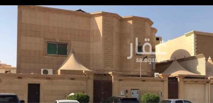 فيلا للبيع في شارع الحاضرة ، حي هجرة لبن ، الرياض ، الرياض