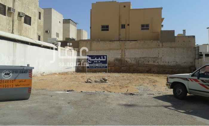 أرض للبيع في شارع الترمذي ، حي بدر ، الرياض