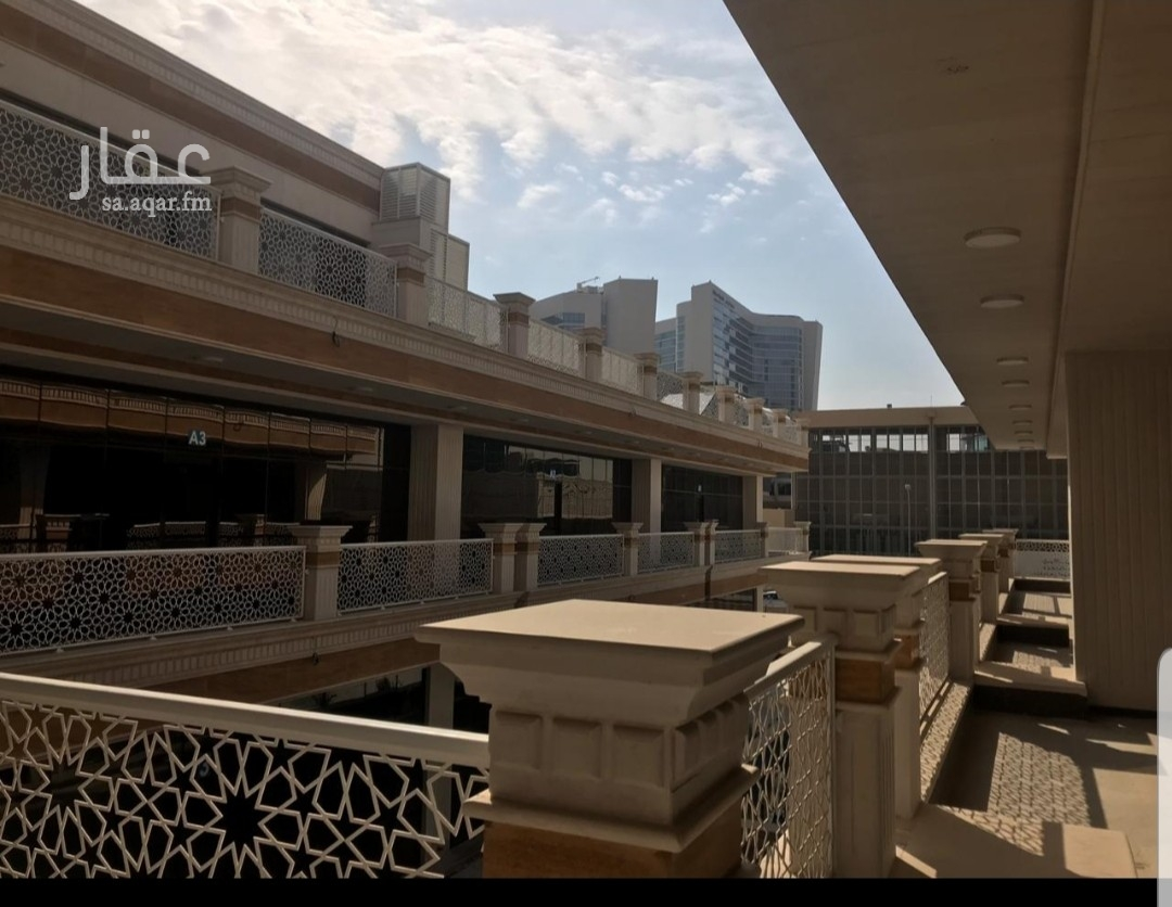 محل للإيجار في شارع ابي جعفر المنصور ، حي غرناطة ، الرياض