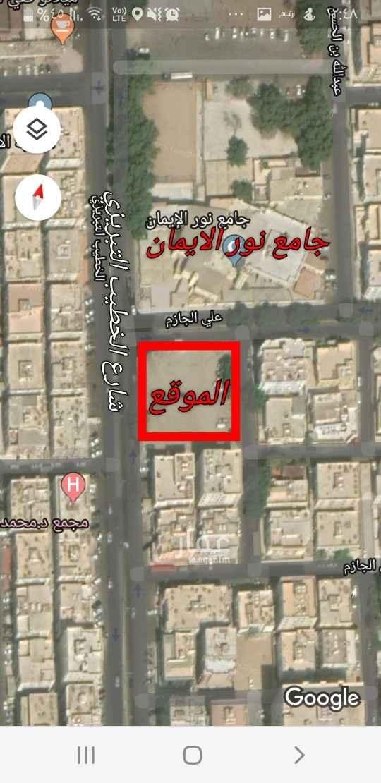 أرض للبيع في شارع عمران بن طلحه ، حي البوادي ، جدة ، جدة