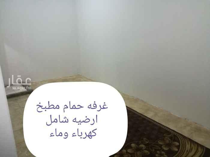 غرفة للإيجار في شارع الشيخ حسن بن حسين بن علي ، حي اشبيلية ، الرياض ، الرياض