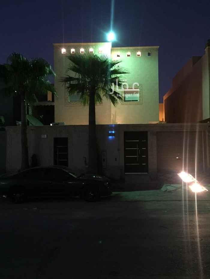 فيلا للبيع في شارع محمد بن صاعد ، حي الرفيعة ، الرياض ، الرياض