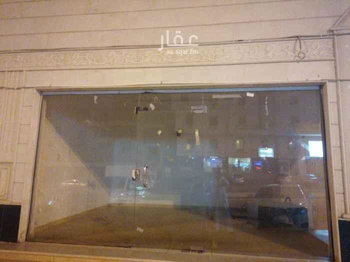 محل للإيجار في حي الشوقية ، مكة