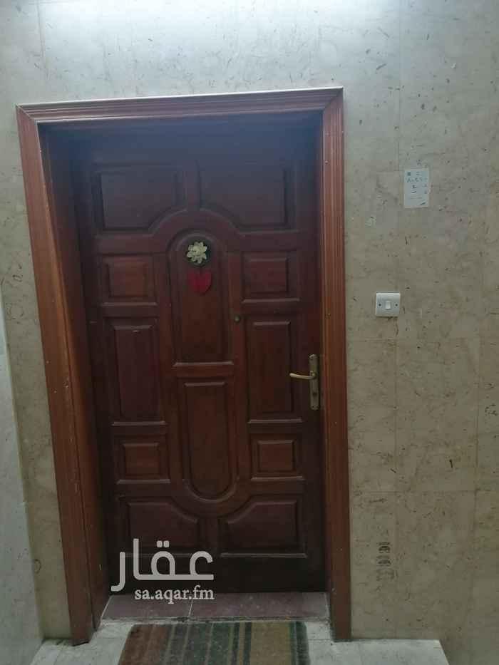 شقة للإيجار في شارع معاذ بن عفراء ، حي الشوقية ، مكة ، مكة المكرمة