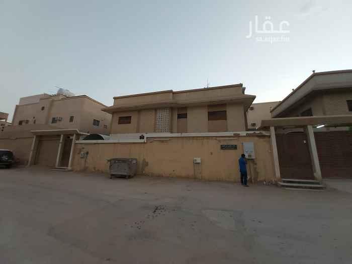 فيلا للبيع في شارع يحيى بن نعيم ، حي أم الحمام الغربي ، الرياض ، الرياض