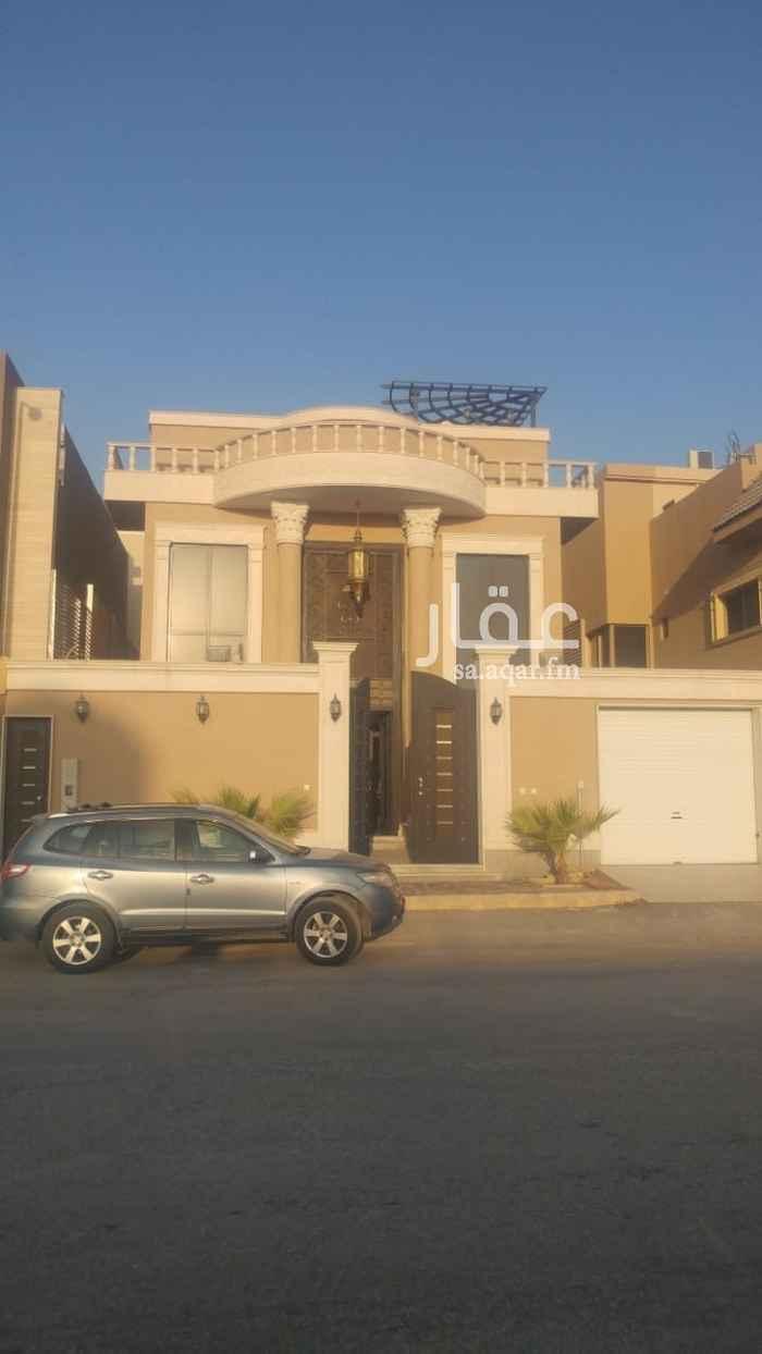 فيلا للبيع في شارع النهر ، حي الصحافة ، الرياض