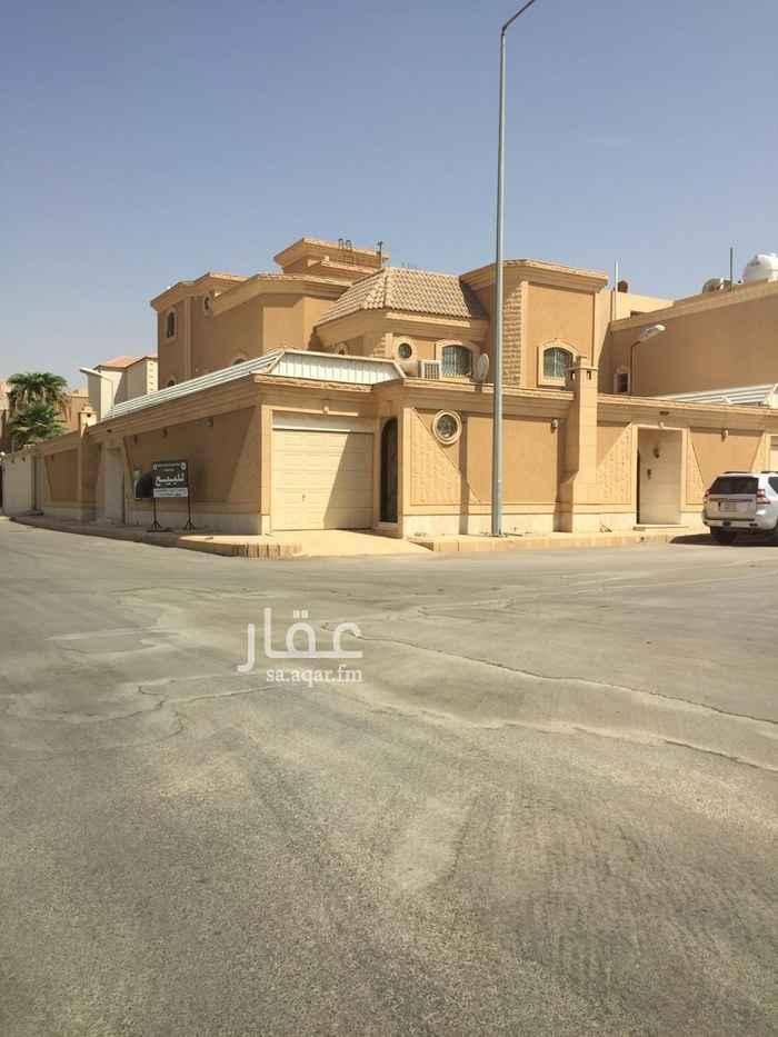فيلا للبيع في شارع زور الحارث ، حي العقيق ، الرياض ، الرياض