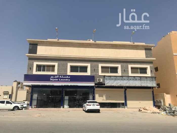 مكتب تجاري للإيجار في شارع صالح الحمراني ، الرياض