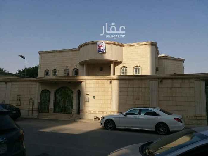 فيلا للبيع في شارع وادي الحمامة ، حي الصحافة ، الرياض