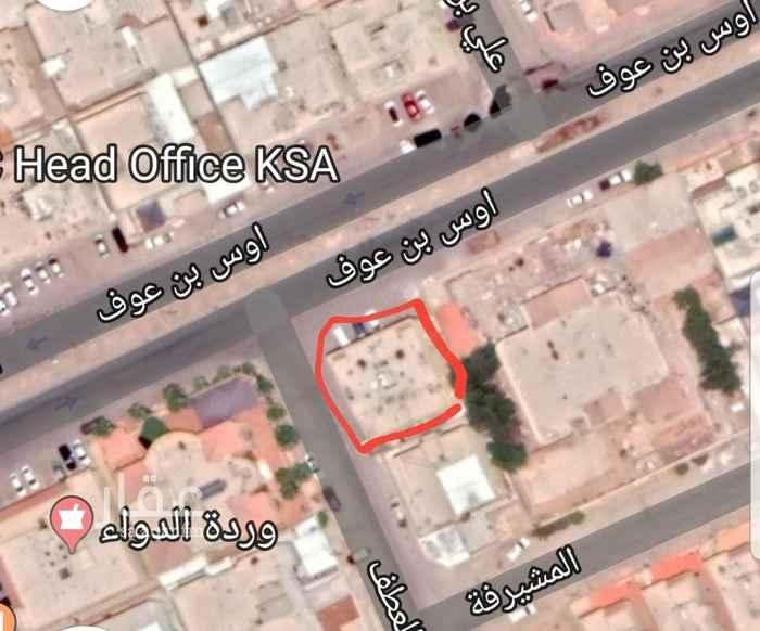 عمارة للبيع في شارع اوس بن عوف ، حي العقيق ، الرياض