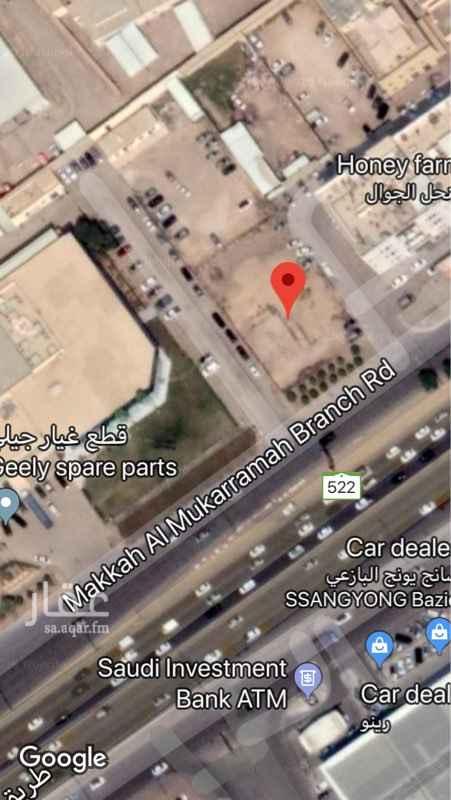 أرض للبيع في طريق مكة المكرمة الفرعي ، حي الملك عبدالعزيز ، الرياض