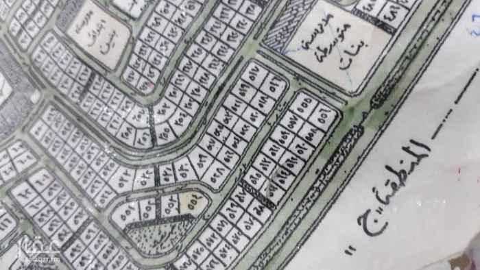 أرض للبيع في حي الكوثر ، الخبر