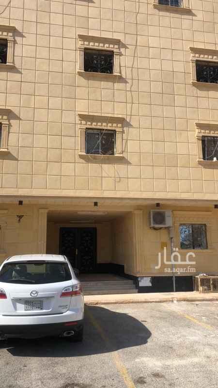 شقة للبيع في شارع الخنساء ، حي هجرة لبن ، الرياض