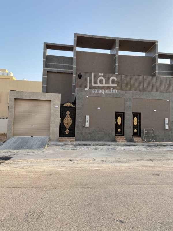 فيلا للبيع في شارع الحجل ، حي هجرة لبن ، الرياض