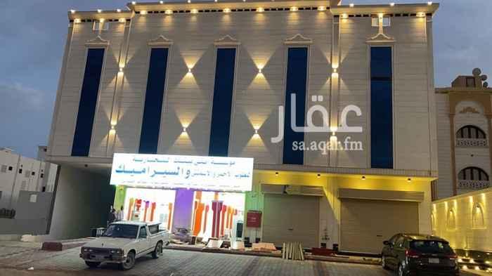 عمارة للإيجار في شارع الامام مسلم الفرعي ، حي السلام ، المدينة المنورة ، المدينة المنورة
