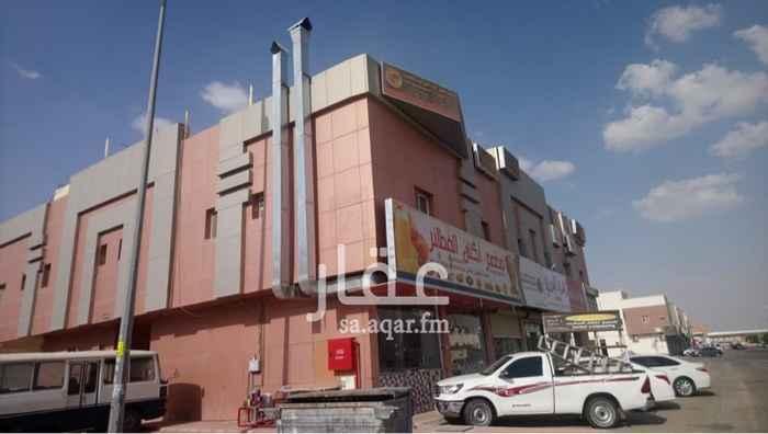 محل للإيجار في شارع المصانع ، حي الحمراء ، الرياض