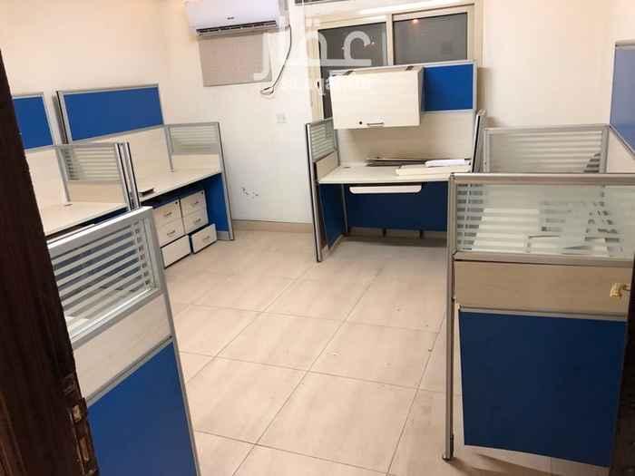 مكتب تجاري للإيجار في طريق الملك عبدالله بن عبدالعزيز ، حي الواحة ، الرياض