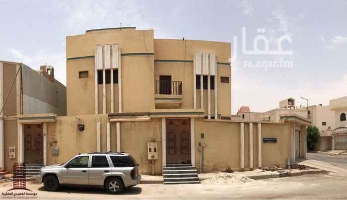 دور للإيجار في شارع الفارسية ، حي النهضة ، الرياض ، الرياض