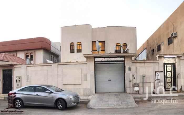 دور للإيجار في شارع عبدالله بن ابي المظفر ، حي الخليج ، الرياض ، الرياض