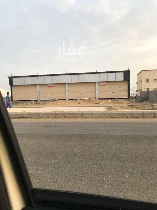 محل للإيجار في طريق عثمان بن عفان ، حي الاراك ، جازان