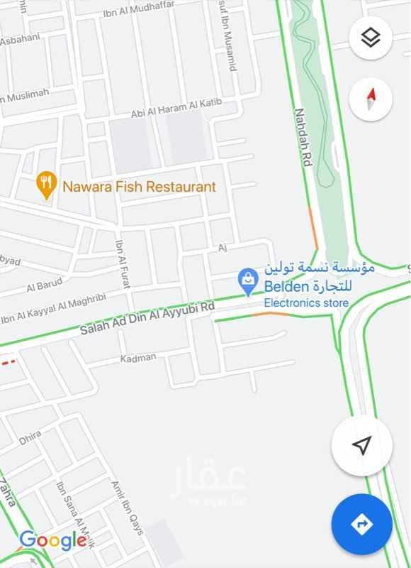 محل للإيجار في طريق صلاح الدين الأيوبي الفرعي ، حي جرير ، الرياض ، الرياض